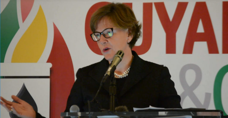 Former Alberta Premier urges full transparency in Guyana's oil & gas industry