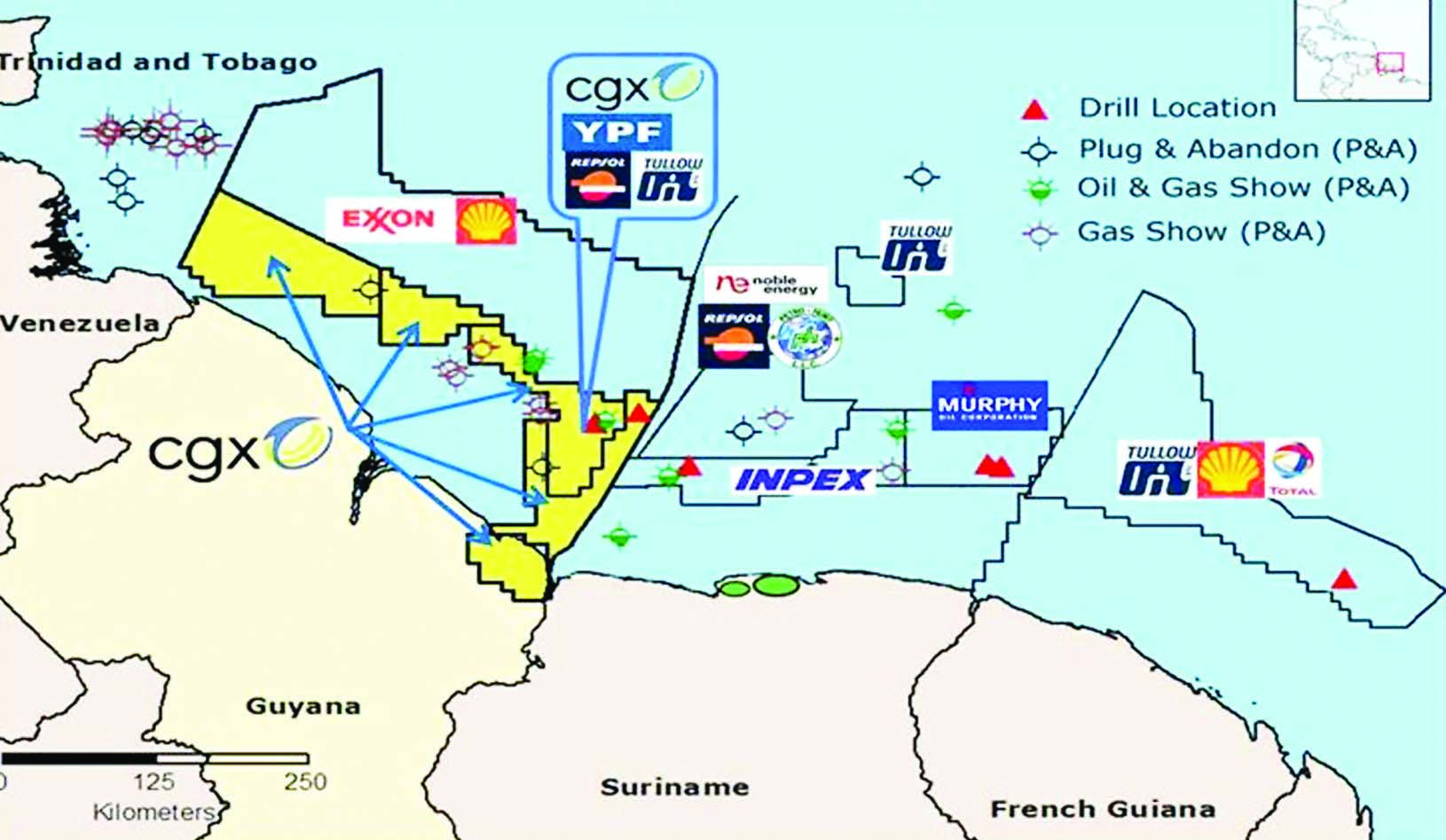 Cgx Back In The Game Looking To Drill 6 Wells Over Next