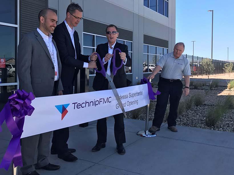 Technipfmc Opens New Facility In Texas Oilnow