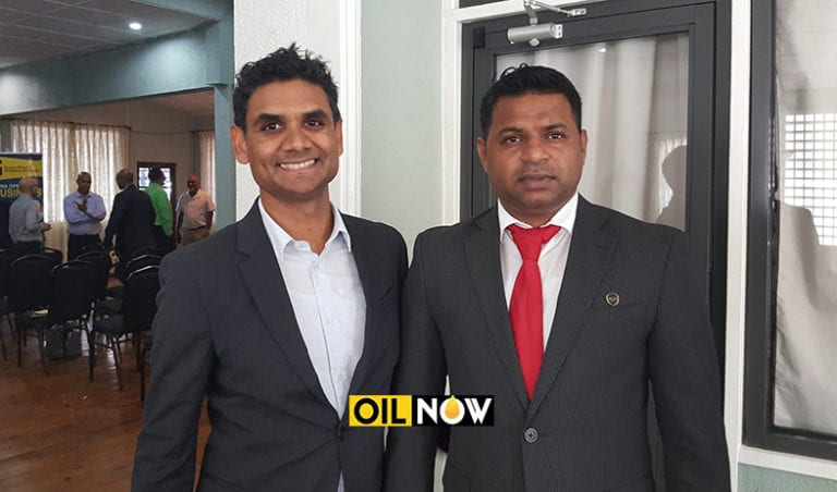 """Guyanese businesses willing to """"buddy"""" with Trinidad for oil & gas opportunities"""
