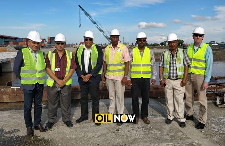 Guyana Shore Base Inc. aiming for 100% Guyanese workforce