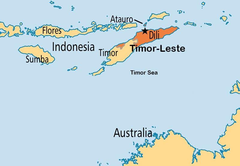 mapa australia indonesia relationship