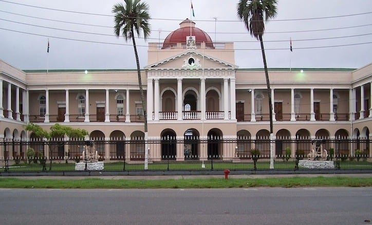 Ministry Of Natural Resources Guyana