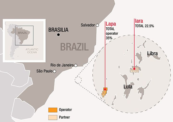 Total closes $1 95bn Brazil pre-salt deal with Petrobras