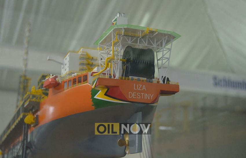 The Liza Destiny Fpso