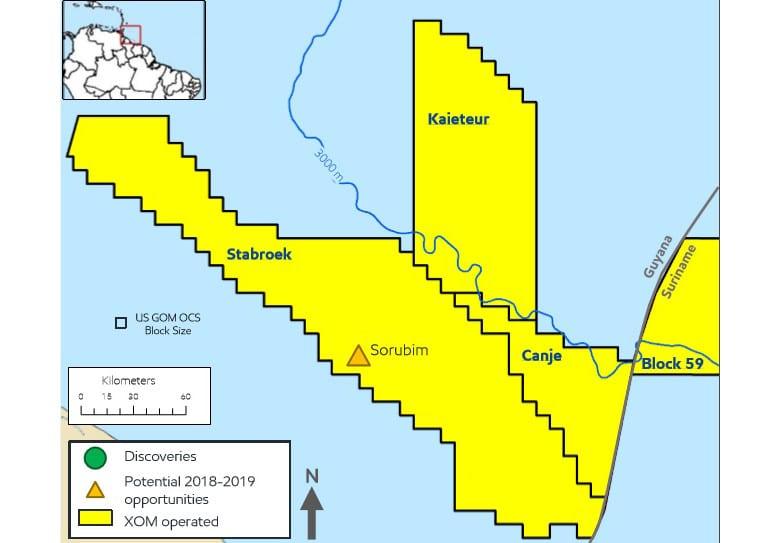 Exxon Lucky Run In Guyana Hits Snag At Sorubim Dry Hole A
