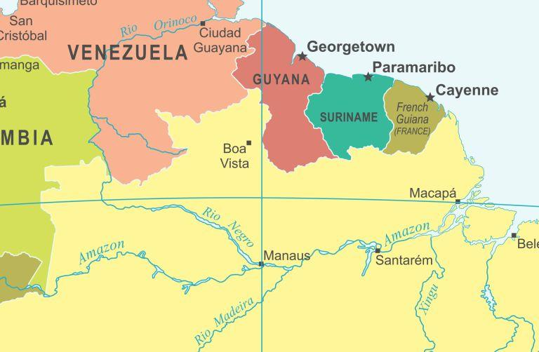 Guyana In Its Filing Against Venezuela At The International Court Of Justice Is Asking The Body To Declare That The Bolivarian Republic Immediately