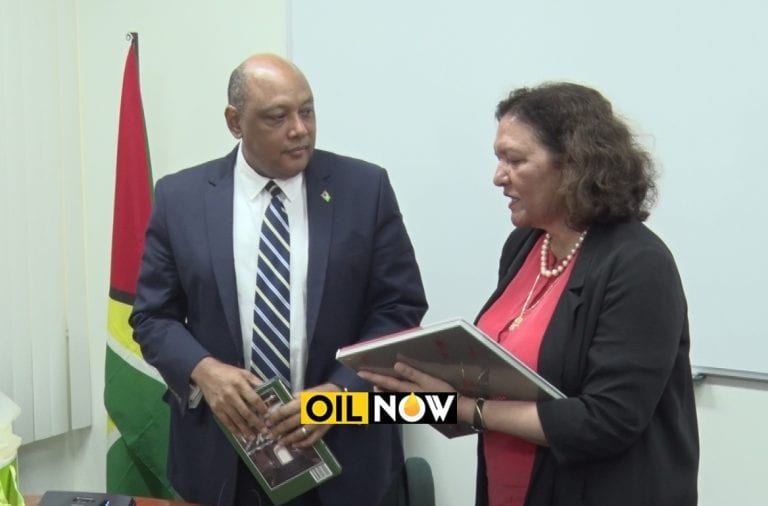 Guyana seeking initial US$1.7M from World Bank to help fund 'gas to shore' study