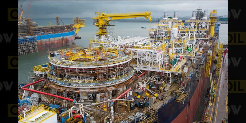 SBM Offshore says Liza 2 floater would be its largest