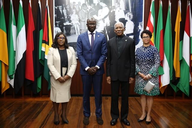 Suriname stands ready to share oil and gas knowledge with