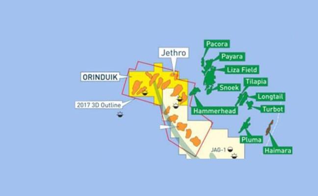 More than 15 drill targets identified at Orinduik