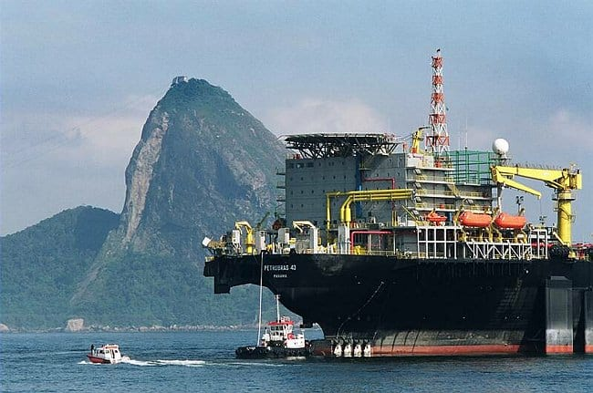 SBM signs letter of intent to lease and operate FPSO Mero 2