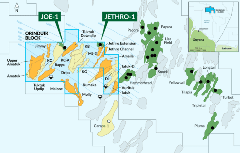 Eco fully funded, drill-ready to pursue light oil prospects at Orinduik