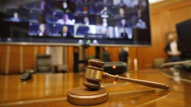 International Court begins virtual meetings as COVID-19 measures continue