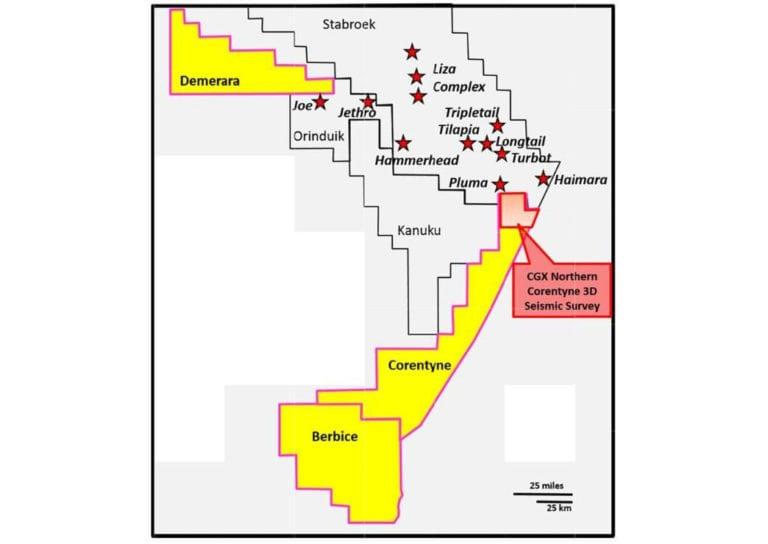 'Multiple high potential leads' identified on Corentyne Block – CGX Energy