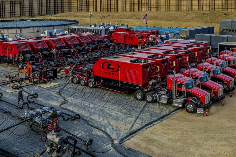 Liberty Oilfield Services puts Schlumberger tech in its yards, Halliburton in its crosshairs