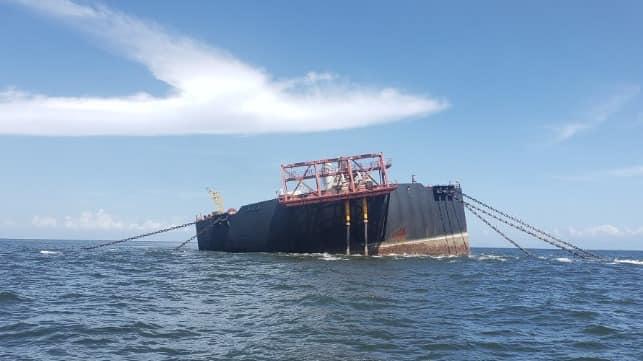 Guyana, Caribbean agencies monitoring Venezuelan oil tanker on verge of sinking near Trinidad & Tobago