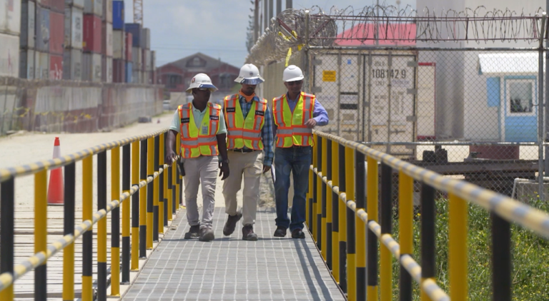 Guyanese businesses to get more capacity building support under Exxon's US$100M initiative
