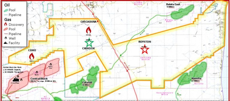 Touchstone makes significant gas discovery in Trinidad and Tobago