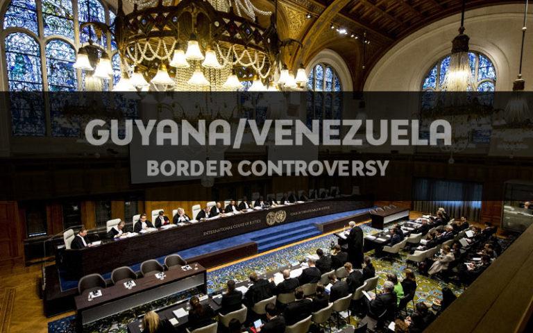 ICJ rules that it has jurisdiction to hear Guyana/Venezuela border controversy case