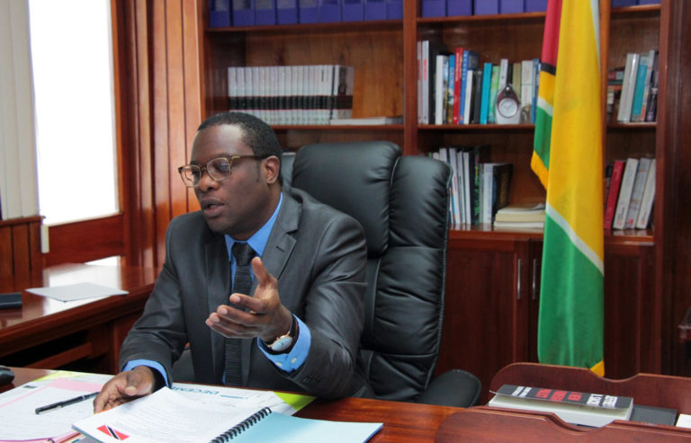 Guyana initiates meeting with Trinidad and Tobago to discuss trade barriers