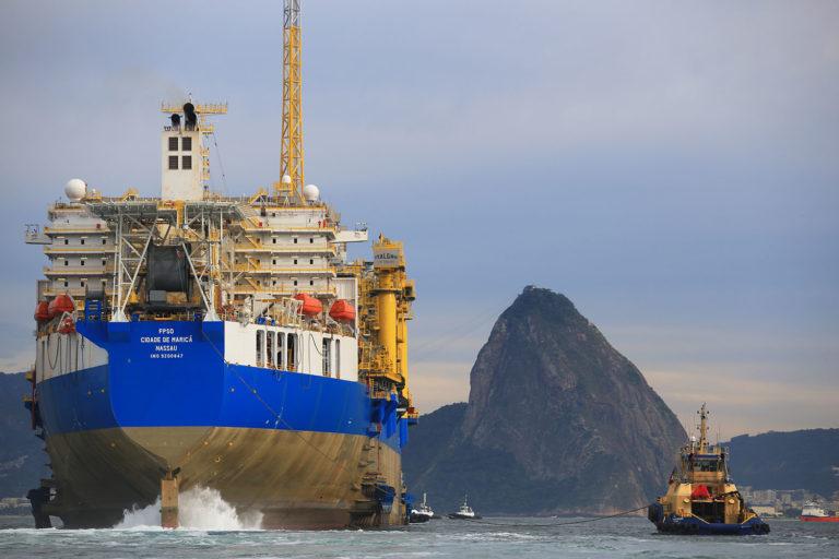 SBM Offshore gets 'Best Oil Platform Operations' award from Brazil's Petrobras