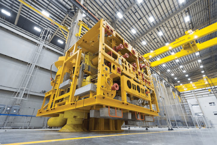 Stabroek block subsea systems provider creates twin companies