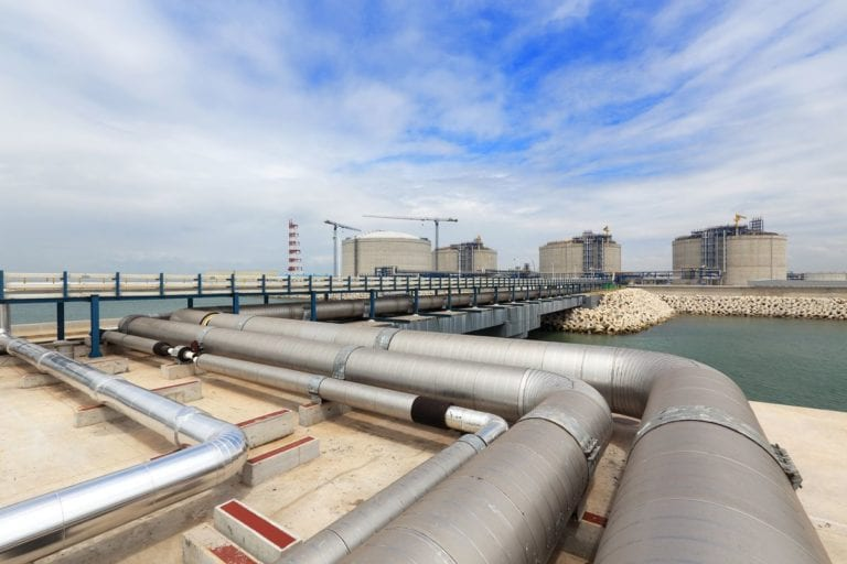 A consortium of investors can be put together for gas to shore project