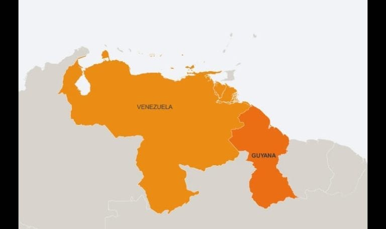 Guyana condemns incursion of Venezuelan fighter jets at Eteringbang