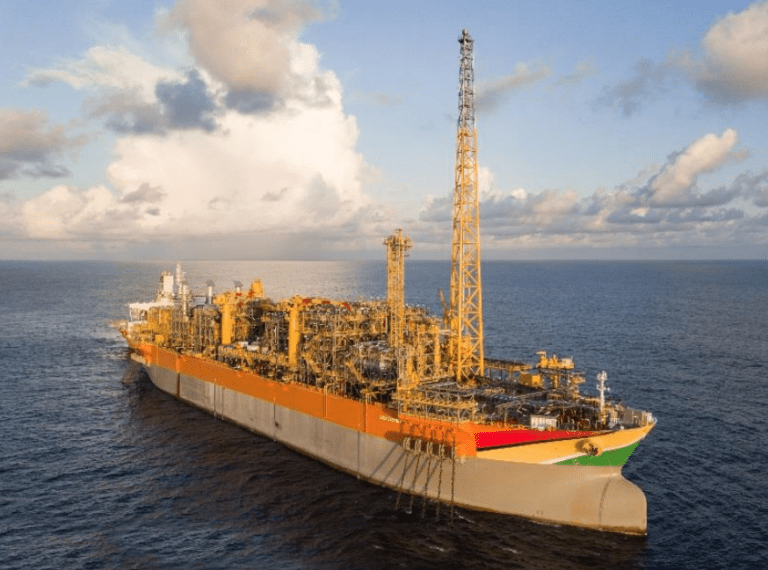 Liza Destiny FPSO gas compressor start-up targeted for this week