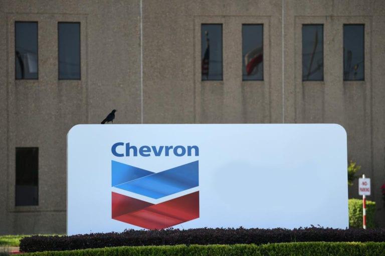 Chevron shuts in Tamar gas platform offshore Israel as violence escalates