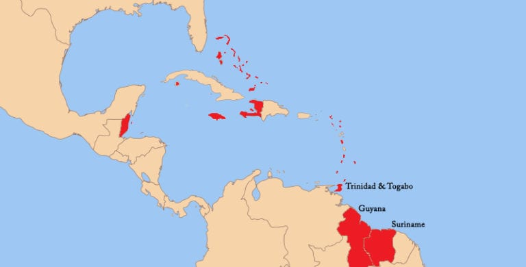 Caribbean governments want to develop oil & gas resources as fast as possible