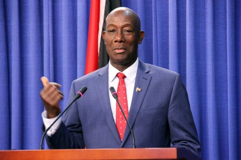 Gas set to play increasingly important role in new energy mix, says TT Prime Minister