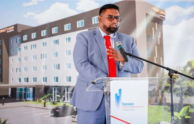 Guyana government set to invest almost GY$500 million per day in projects for remainder of year – President Ali