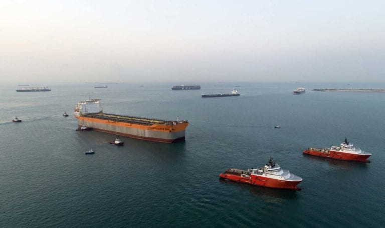 Giant Yellowtail project to cost over GY$1.8 trillion