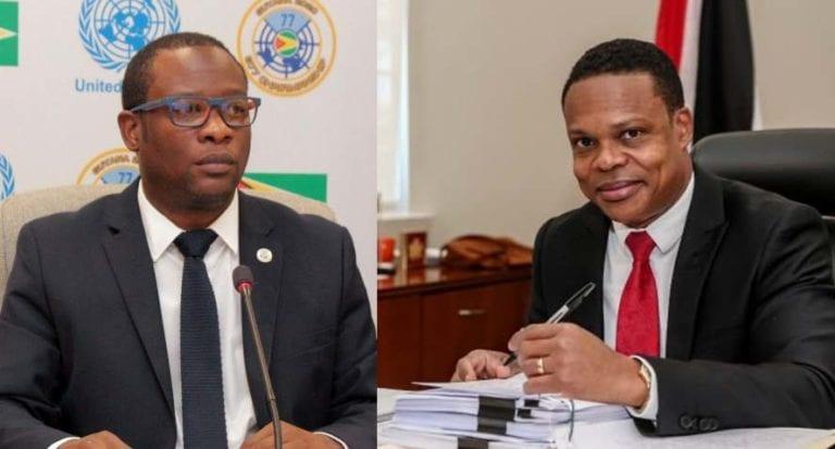 Guyana, Trinidad to establish Working Group on energy, investment