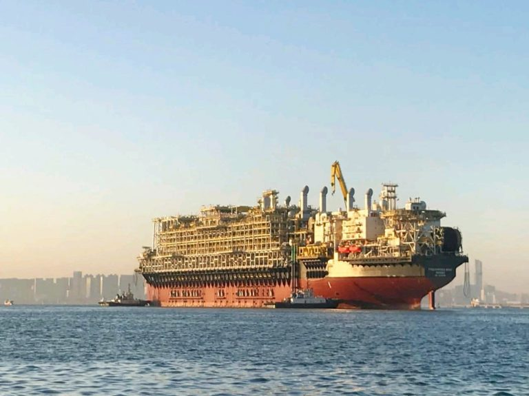 Petrobras begins production at largest FPSO in Brazil