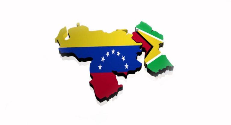Venezuela gov't & opposition unite around claims over Guyana's territory at Mexico talks