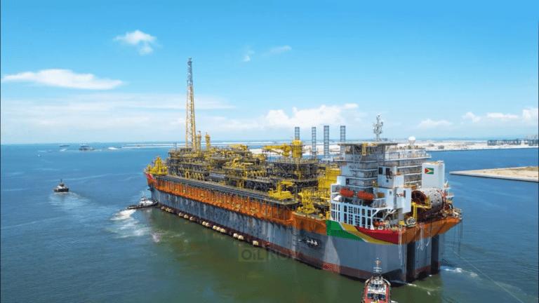Guyana oil fields will produce around 1.4 million bpd in the medium term, says Norway group