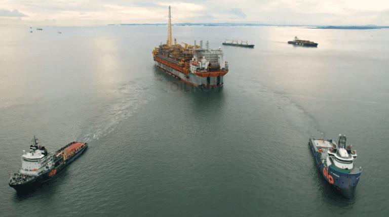 Exxon advancing installation activities for Liza Unity FPSO