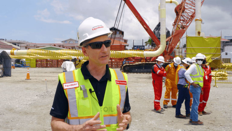 Exxon moving almost all supply work from T&T to Guyana by 2022 – Routledge