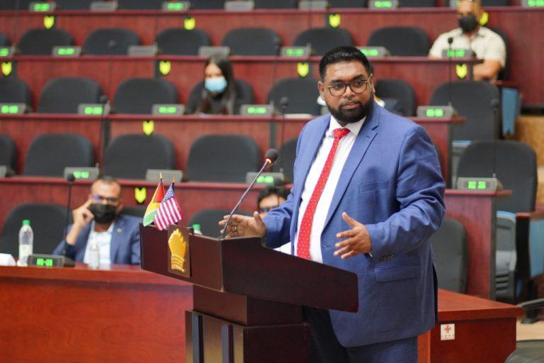 Ali urges AmCham to aggressively represent Guyana's interest in U.S. market