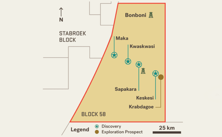 Disappointment at Suriname's Block 58 as Keskesi fails to deliver commercial oil