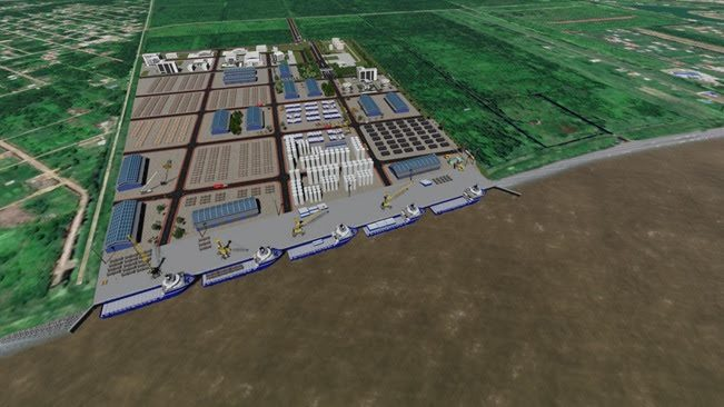 DP World expands investment in Suriname