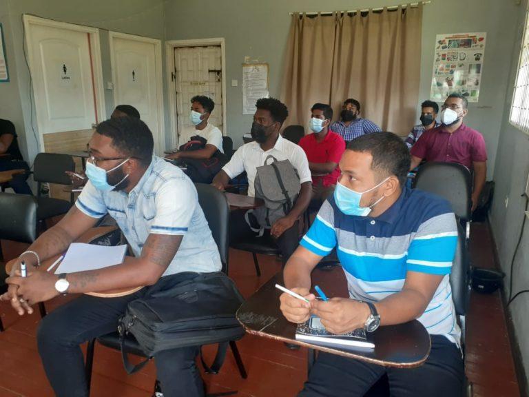 Exxon, YCG partnership facilitating training, mentorship for youths