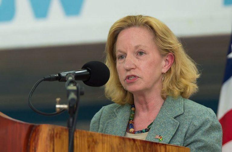 U.S. looking forward to finalised local content policy, wealth fund legislation – Ambassador Lynch