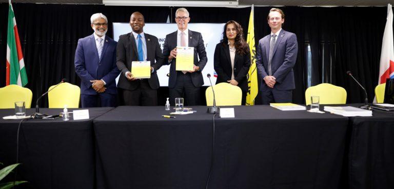 Oil major Chevron seals the deal for Suriname oil block